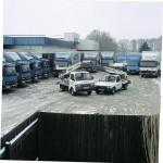Dünnebeil Umzüge - Unser Fuhrpark